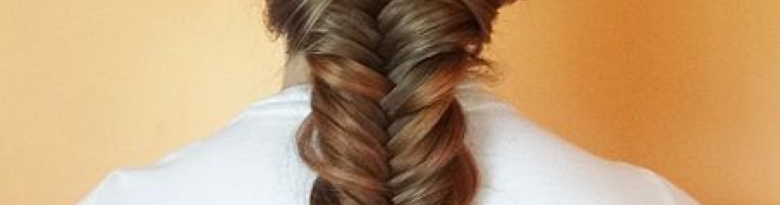 How to Make Fishtail Braids