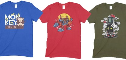 18 Remarkable Funny T-shirts