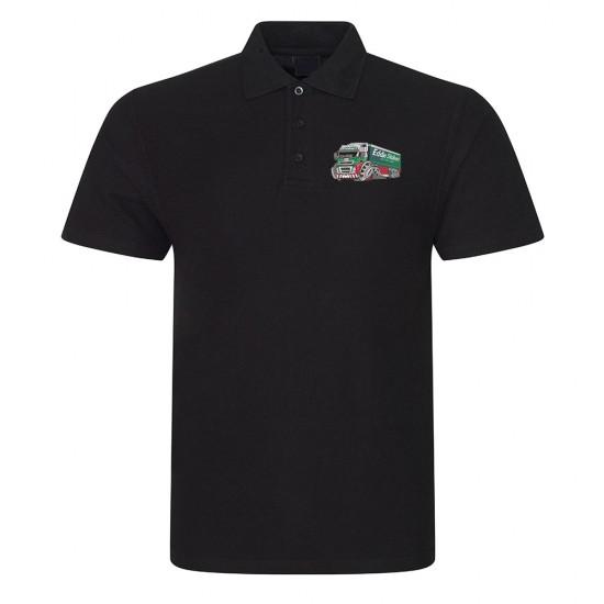 Koolart 3045Eddie Stobart Lorry-Embroidered Polo Shirt
