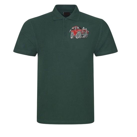 Koolart JeepEmbroidered Polo Shirt