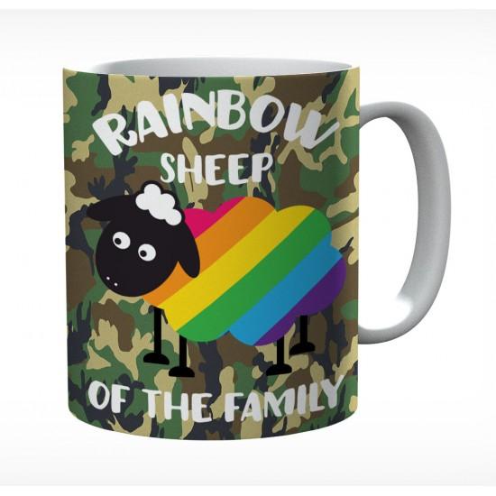 Rainbow Sheep Mug