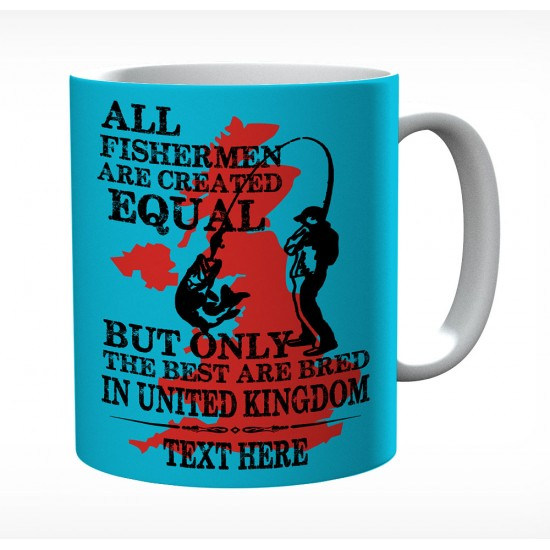 All Fishermen Are Created Equal But The Best Are Bred in United Kingdom