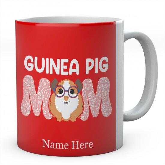 Guinea Pig Personalised Novelty Ceramic Mug