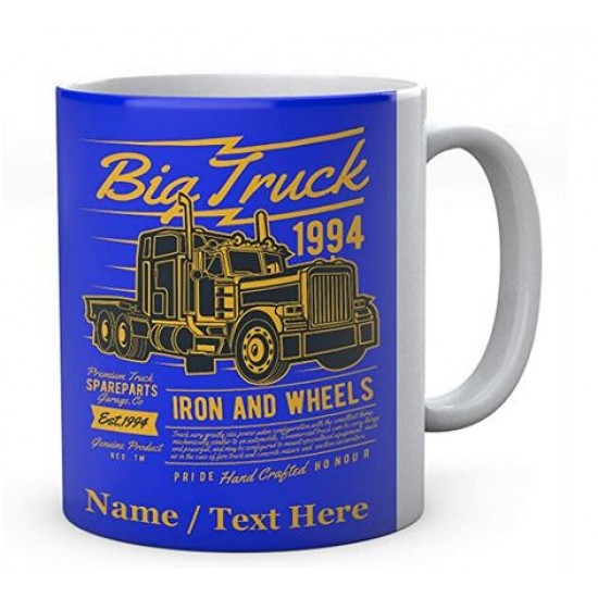 Big Truck 1994 Iron and Wheels