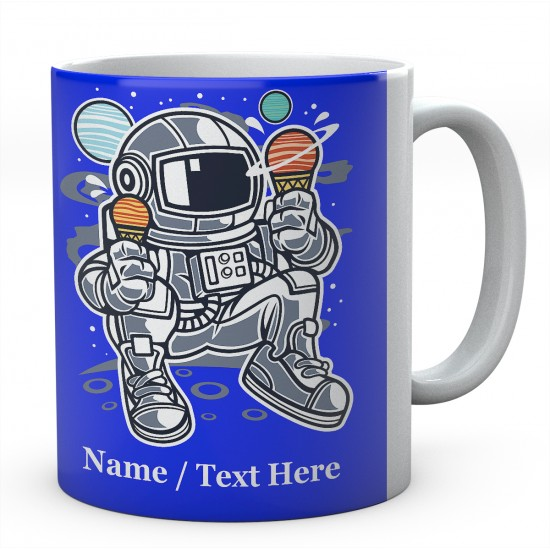 Astronaut Ice Cream SpaceMug-Personalised