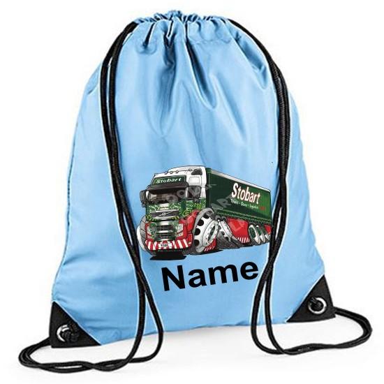 Personalised Koolart 3045 Printed Gym Bag