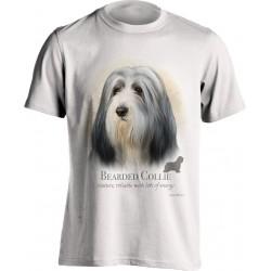Bearded Collie T Shirt