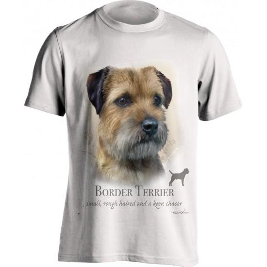 Border Terrier T Shirt