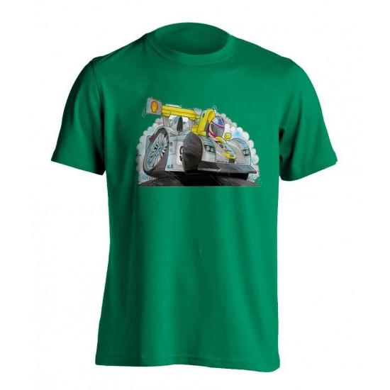 Adults Koolart Audi GT Le Mans 1011 T Shirt