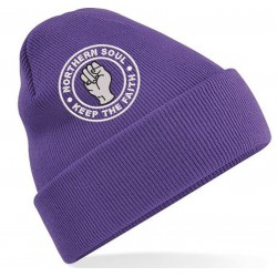 Embroidered Northern Sole Unisex Adults Cuffed Beanie/Hat