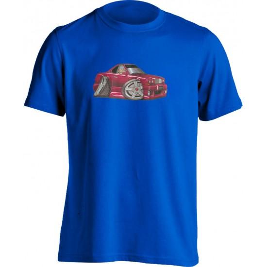 Koolart Bentley Continental Red-0707 Unisex Child's T Shirt