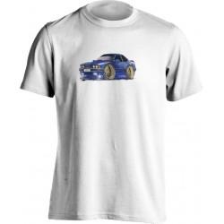 KoolartBMW 6 Series Blue-1423 - Unisex Adults T Shirt.