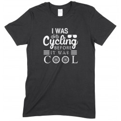 I was Cycling Before It was Cool- Children's T Shirt Boy-Girl