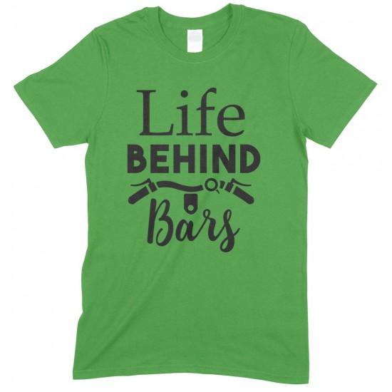Life Behind Bars-Children's Cycling T Shirt