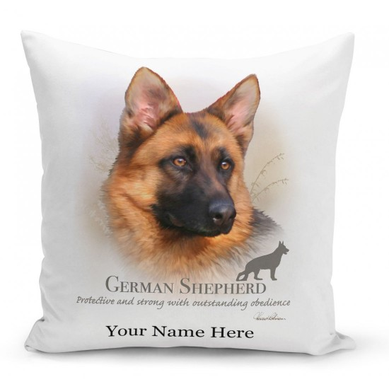 German Shepherd Dog Cushion