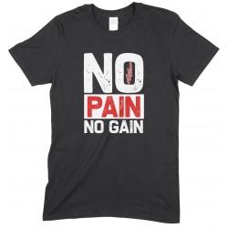 No Pain No Gain -Children's Gym T Shirt Boy-Girl