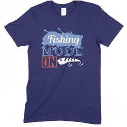 Fishing Mode On - Kid's Unisex T Shirt