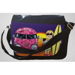 Koolart Camper Van (2116) Messenger/Reporters Bag