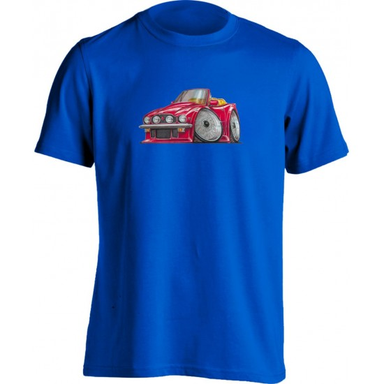 D56 Koolart 0526 Cabrio Red