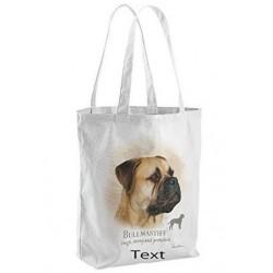 Bullmastiff Dog Tote Shopping Bag