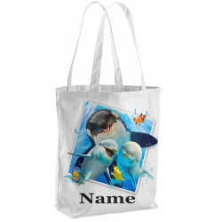 Ocean Tote Shopping Bag