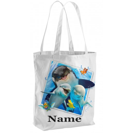 Ocean Tote Shopping Bag