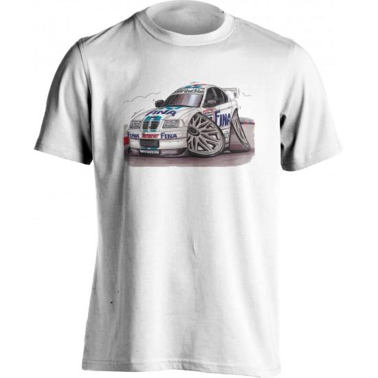 Koolart BMW 320I E36 Touring Car- 0574 -Adults Unisex T Shirt