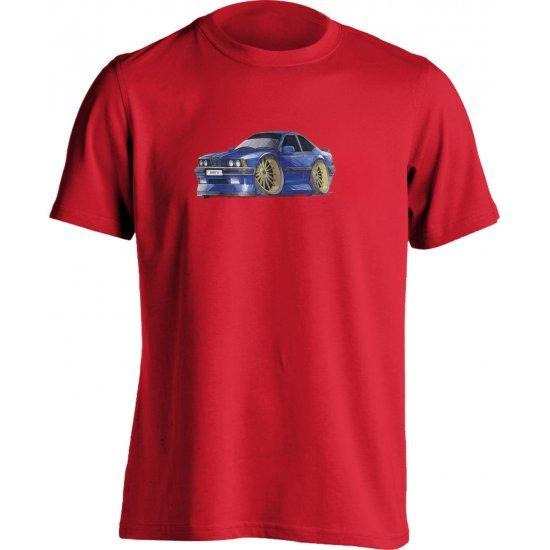 Koolart BMW 6 Series Blue-1423- Child's Unisex T Shirt