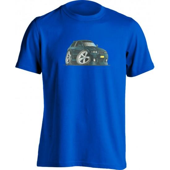 Koolart Audi A3 Black1757 Child's T Shirt
