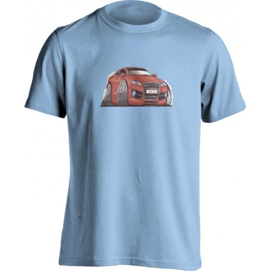 Adults KoolartAudi A5 Red2315 T Shirt