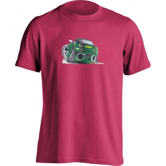 Koolart Aston Martin Vantage Green 1184 Child's T Shirt