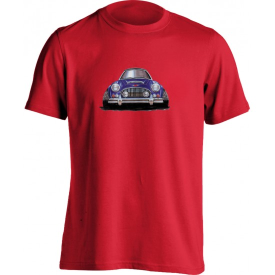 Adults Koolart Austin Healey 3000 - 0639Blue T Shirt
