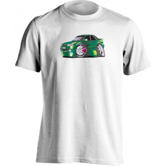 Koolart Austin Rover Montego Green– 1345 Adults T Shirt