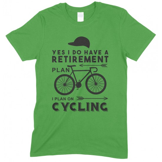Yes I Do Have A Retirement Plan...Children's T Shirt