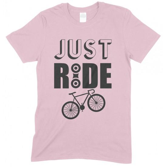 Just Ride It-Cycling KidsT Shirt Boy/Girl