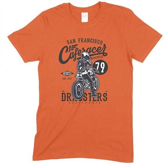 San Francisco Caferacer Motorcycles Men's Unisex T Shirt