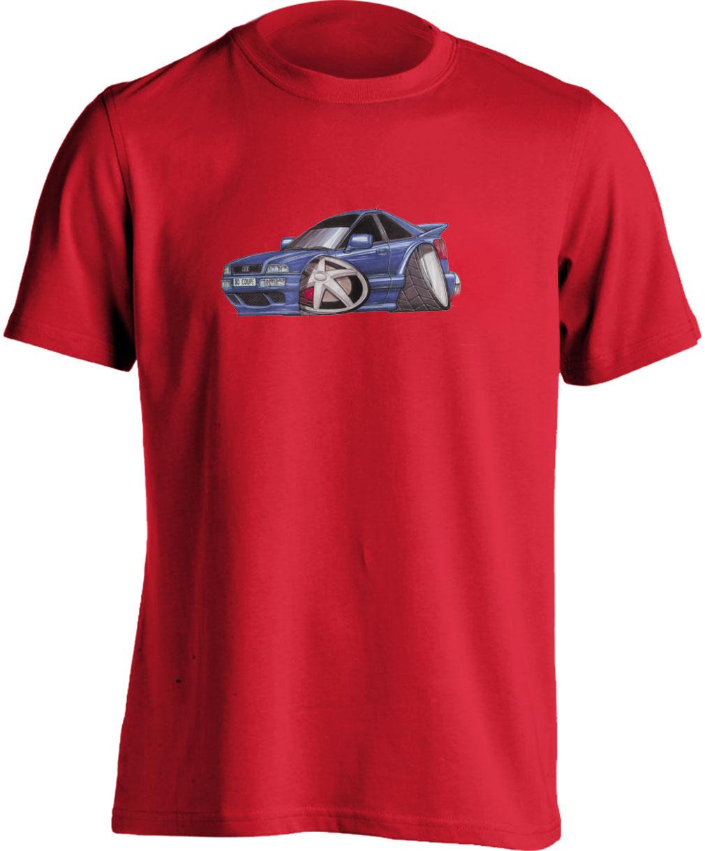 Koolart Audi 80 Coupe Blue0382 Child's T Shirt