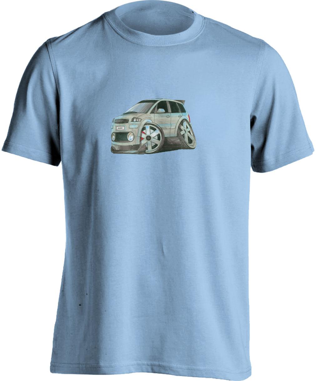Koolart Audi A2 Silver0741 Child's T Shirt