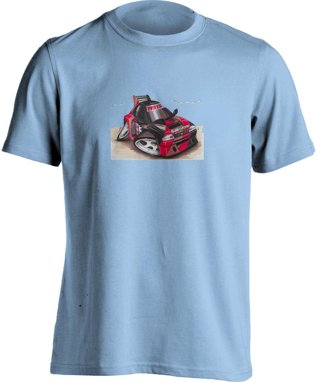 Koolart Austin Rover MG Metro 6R4 Silkolene Livery-0505-Child's T Shirt