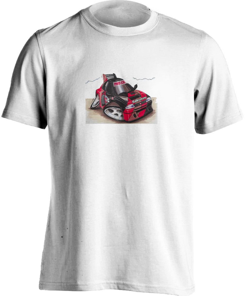 Austin Rover MG Metro 6R4 Silkolene Livery-0505- Child's Unisex T Shirt
