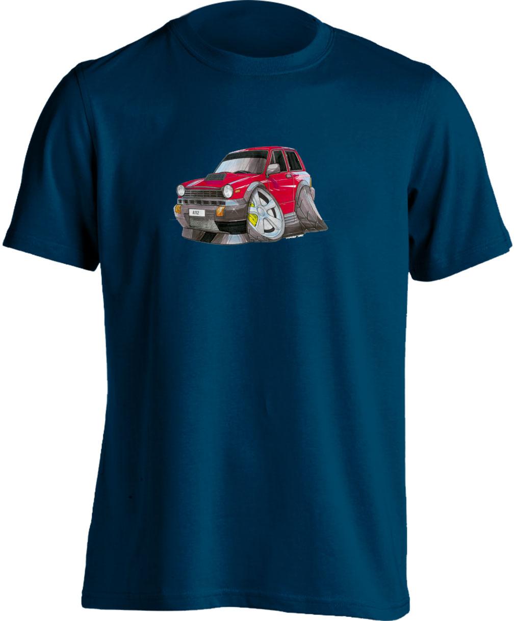 Koolart Abarth A112 Red–1437 Child's T Shirt