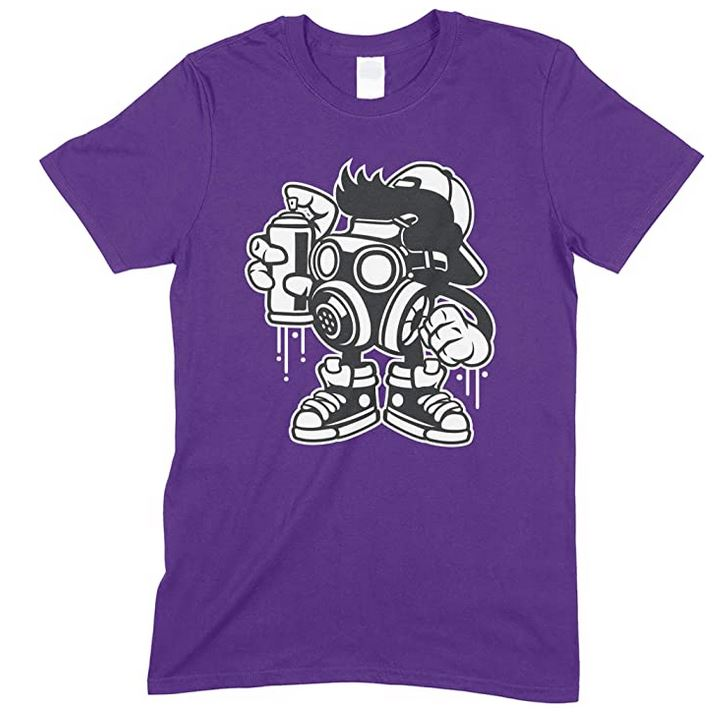 Graffiti Artists Children's T Shirt Boy-Girl