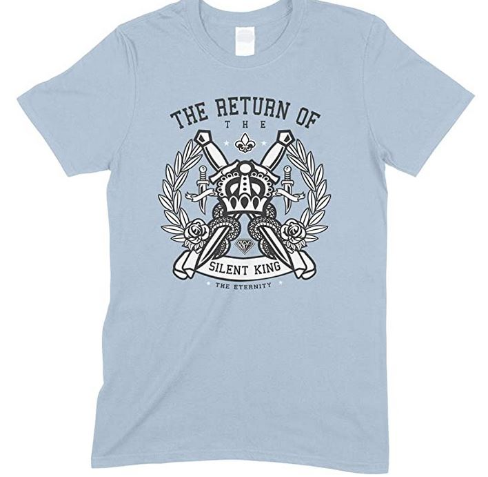 The Return of The Silent King-The Eternity Crown Men's Unisex T Shirt