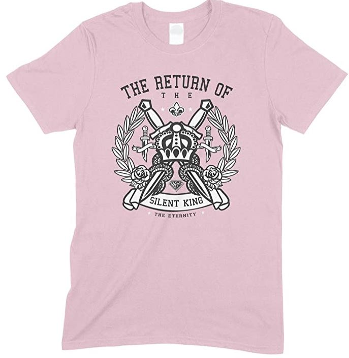 The Return of The Silent King- The Eternity Crown-Kids T Shirt Boy-Girl