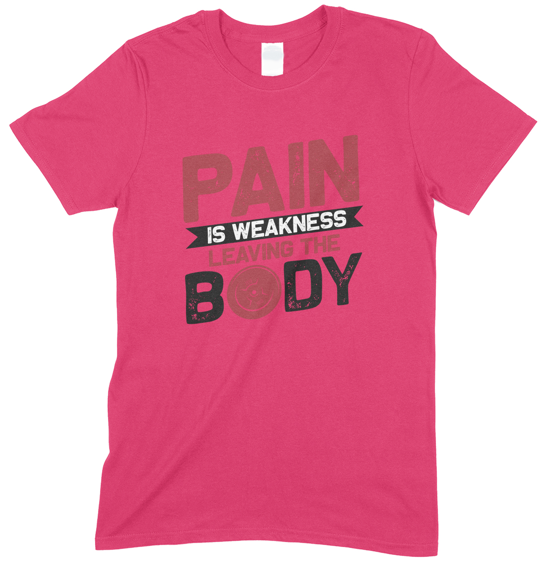 Pain is Weakness Leaving The Body -Children's T Shirt Boy-Girl