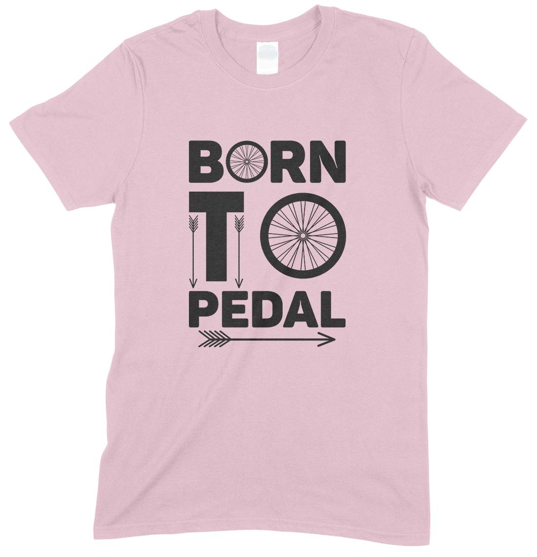 Born to Pedal Bike- T Shirt Boys/Girls