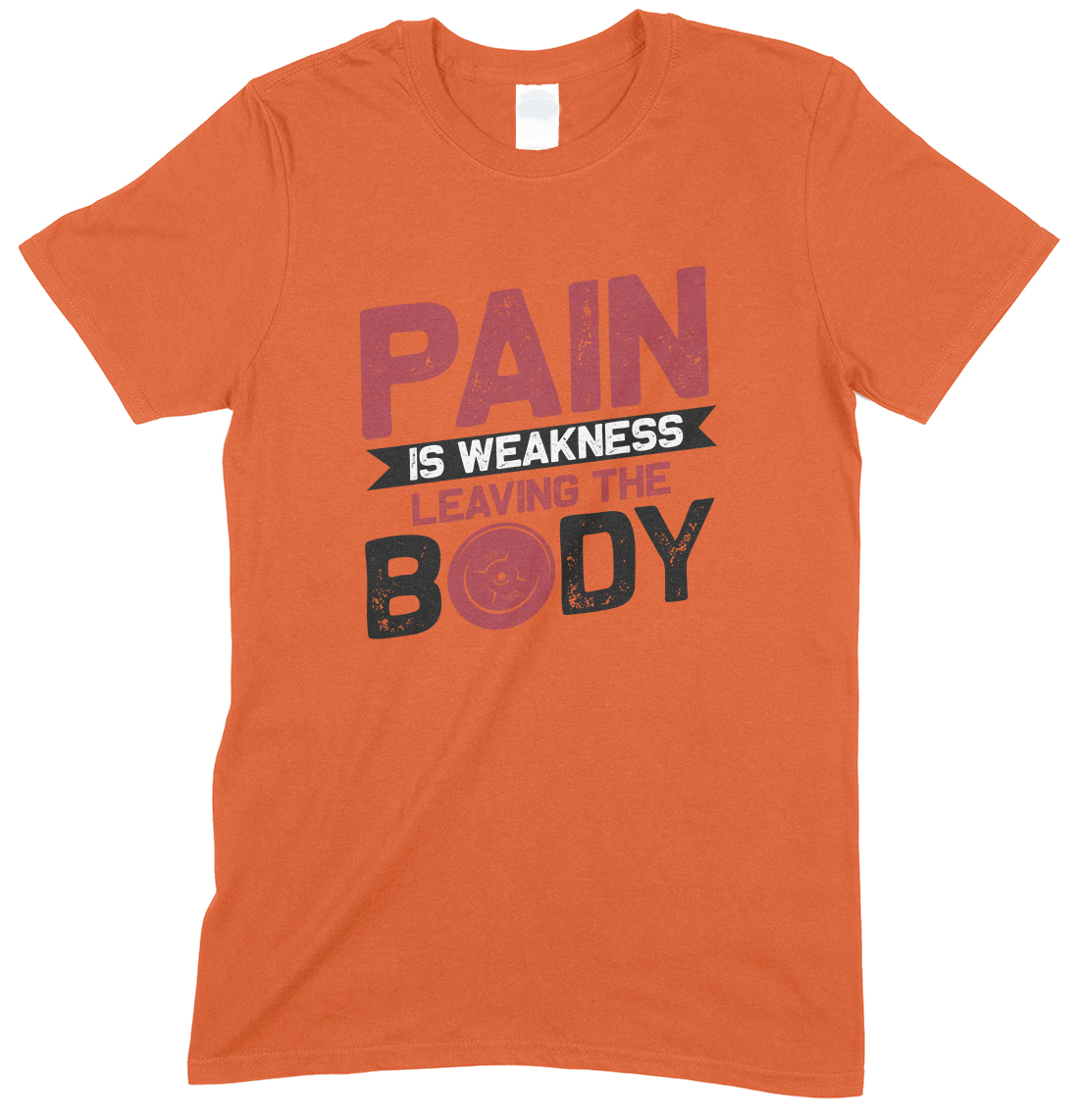 Pain is Weakness Leaving The Body-Unisex T Shirt