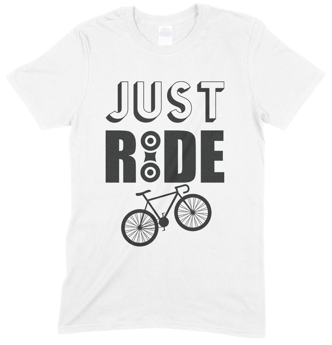 Just Ride -Unisex Cycling T Shirt