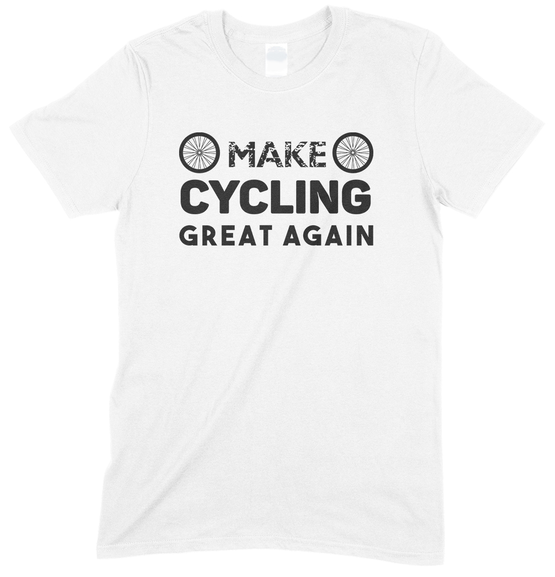 Make Cycling Great Again - Cycling Unisex T Shirt