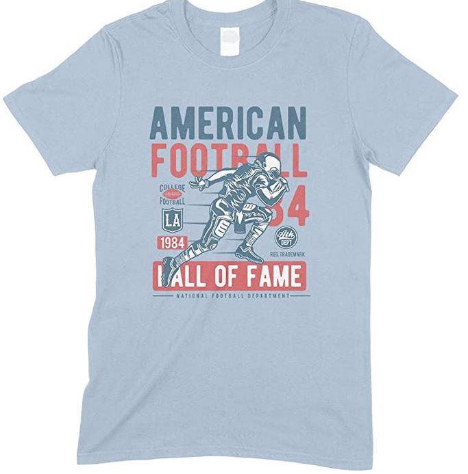 American Football, Hall of Fame Men's T Shirt